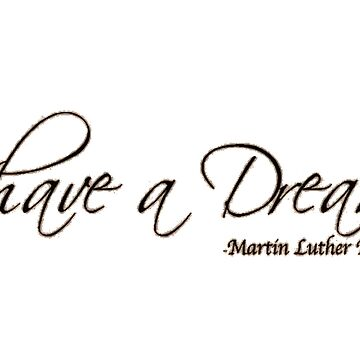 MLK - I have a dream by dariodeloof