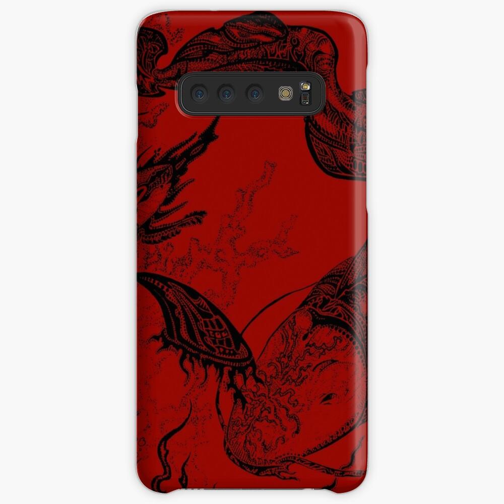 Magic Fish Case & Skin for Samsung Galaxy
