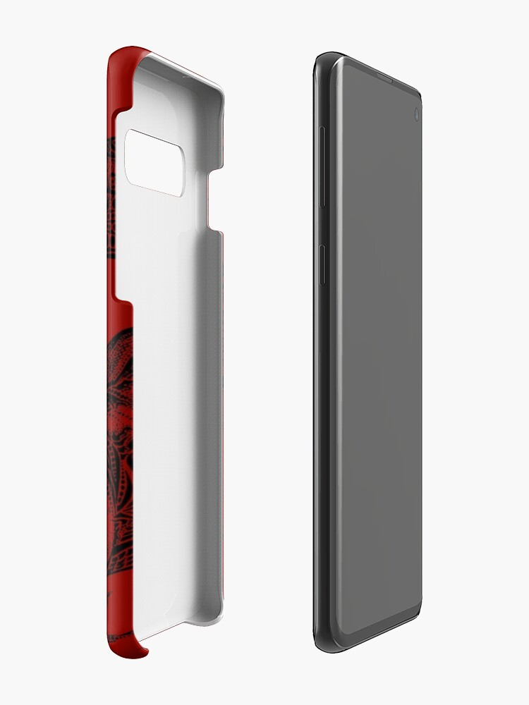 Alternate view of Magic Fish Case & Skin for Samsung Galaxy