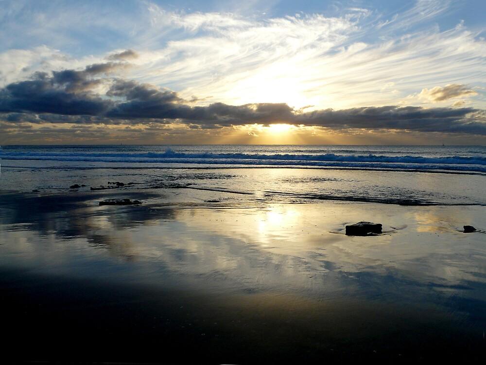 Sunrise, Alexandra Heads, Sunshine Coast by smallan