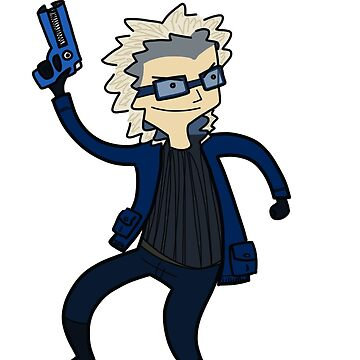 Captain Cold by axlryan