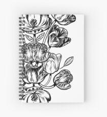 Graphic Botanicals Spiral Notebook