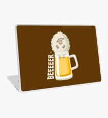 Beer Beer Beeeeer Laptop Skin