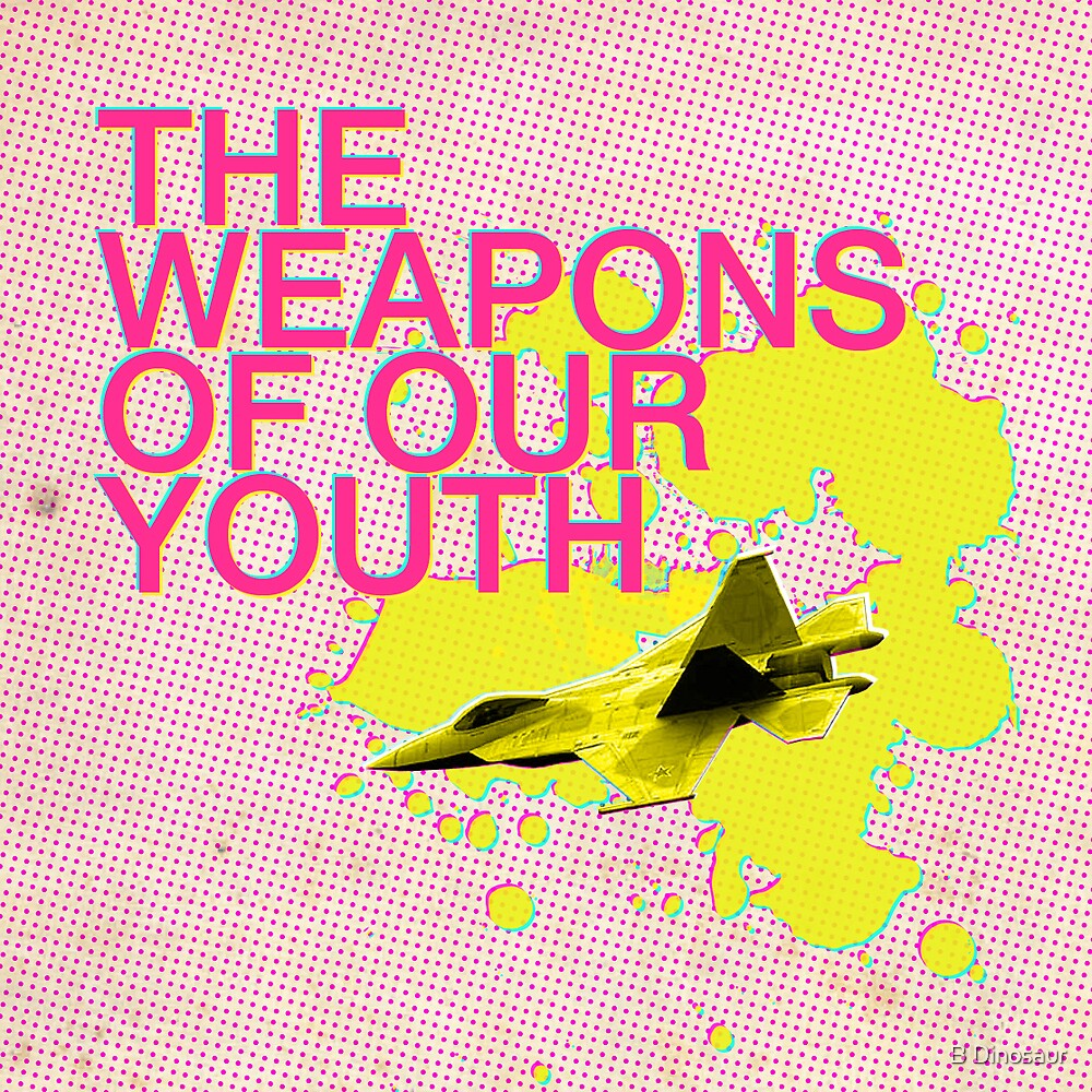 The Weapons Of Our Youth by Bryan Davidson
