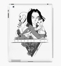 Android 17. The Animal Lover. iPad Case/Skin