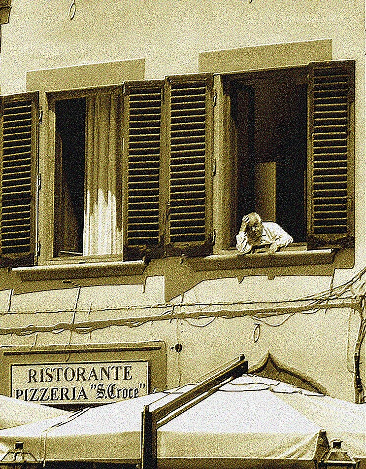 Fiorenza Afternoon by Ron Bee