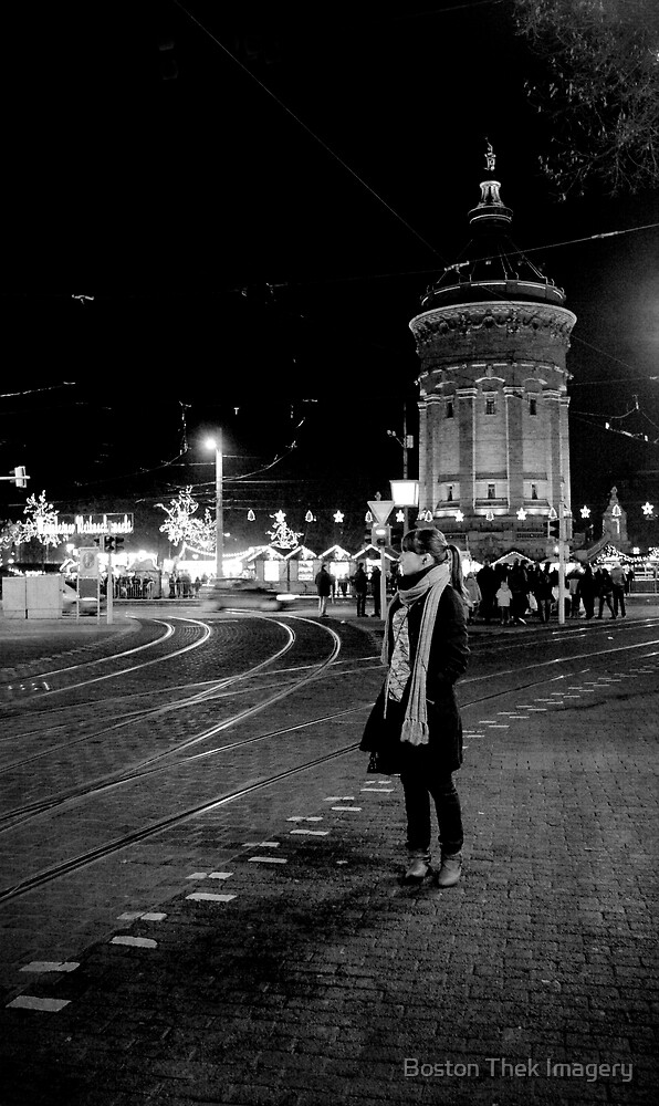 Waiting... by Boston Thek Imagery