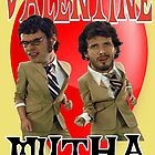 Conchords Valentine by loganferret