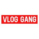 Vlog Gang Red Box Logo by Wave Lords United