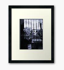 Still a prisoner Framed Print