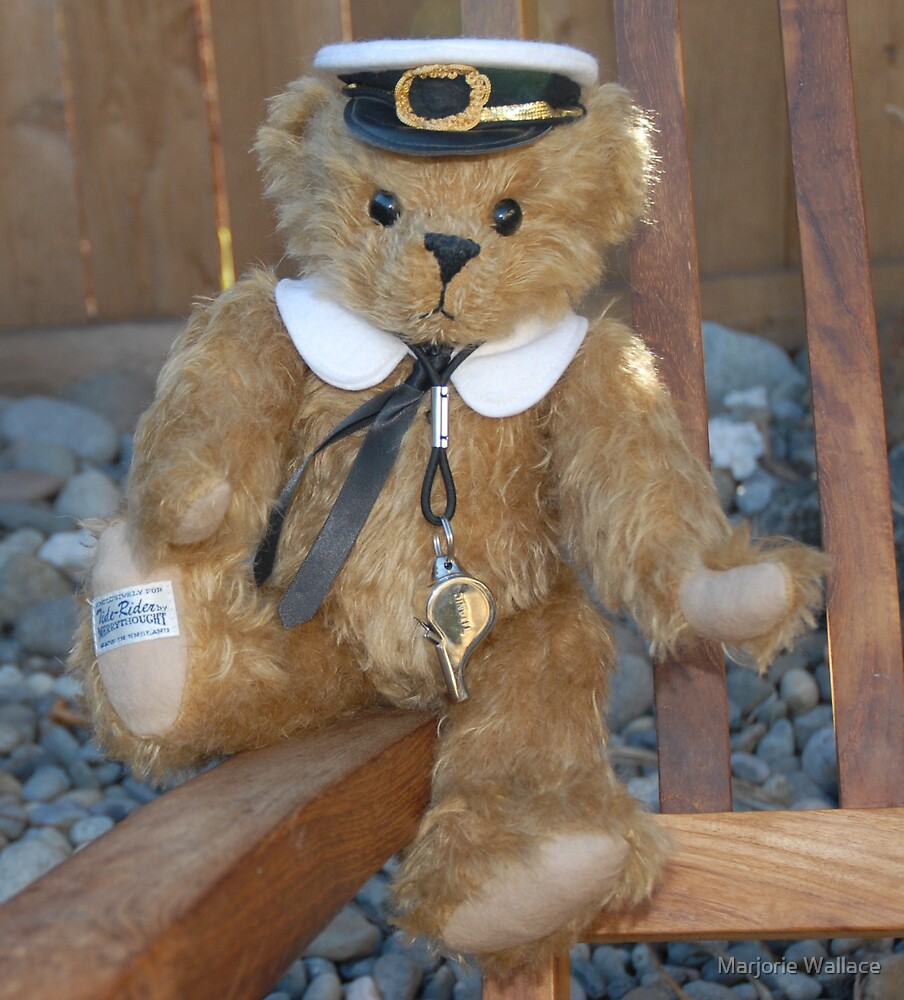 Titanic First Mate by Merrythought by Marjorie Wallace