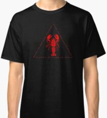 Ascend the Dominance Hierarchy Jordan Peterson Lobster Classic T-Shirt