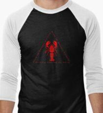Ascend the Dominance Hierarchy Jordan Peterson Lobster Men's Baseball ¾ T-Shirt