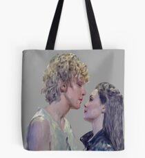 Bat Out Of Hell The Musical––Strat and Raven Tote Bag