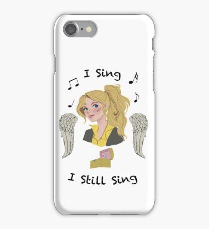 I Sing...I Still Sing iPhone Case/Skin