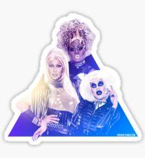 Drag Trinity Sticker
