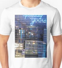 Street, City, Buildings, Photo, Day, Trees, New York, Manhattan, Brooklyn Unisex T-Shirt