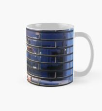 Street, City, Buildings, Photo, Day, Trees, New York, Manhattan, Brooklyn Mug