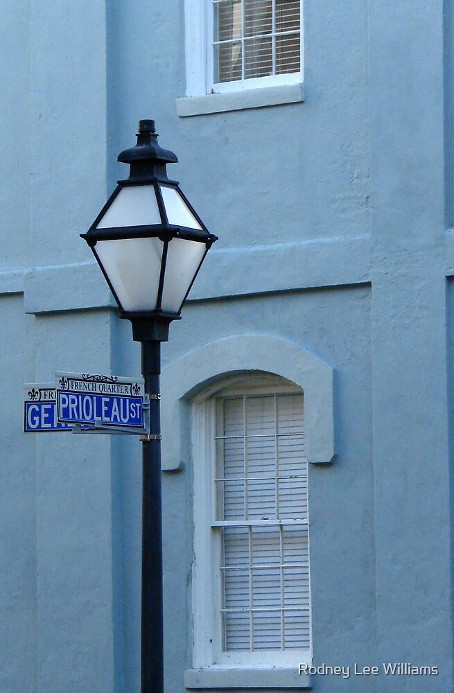 Prioleau Street by Rodney Lee Williams