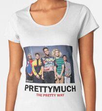 PRETTYMUCH Women's Premium T-Shirt