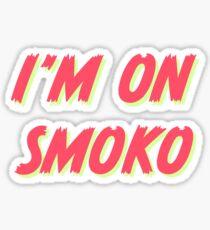 SMOKO Sticker