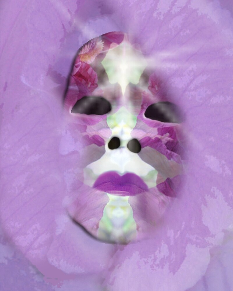 Iris Mask by windsweptacre