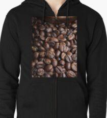 Coffee Soul Zipped Hoodie