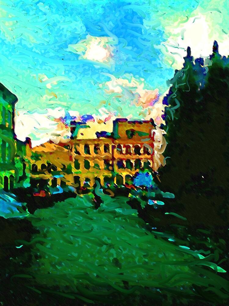 Amazing city by Grzegorz