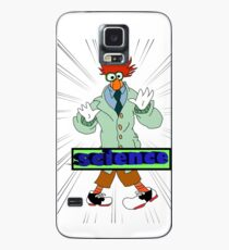 the muppets- Beaker  Case/Skin for Samsung Galaxy
