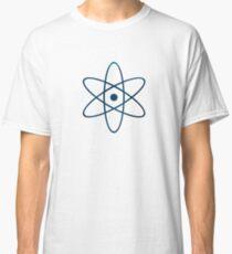 Galaxy Science Atom Symbol Classic T-Shirt