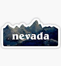 Nevada Sticker