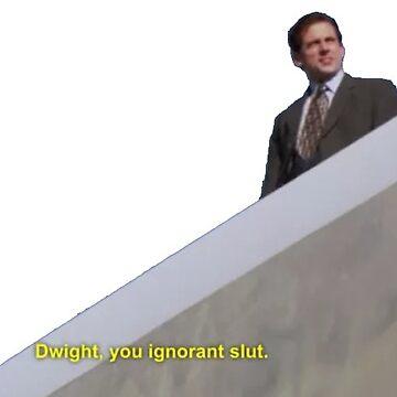 la cita de la oficina - te dices ignorante puta de electricgal