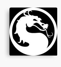 Mortal Kombat Canvas Print