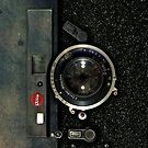 «Clásico Retro Old Vintage Army parece cámara Rusty» de Galih Sanjaya Kusuma wiwaha