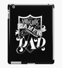 Xbox Gamer Dad iPad Case/Skin