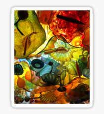 Colored Glass Ceiling Sticker