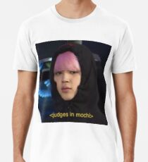 "Jimin ""Judges in Mochi"" Meme Men's Premium T-Shirt"