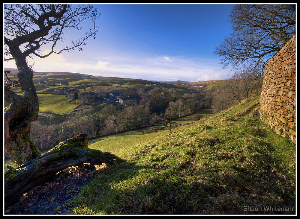 Keld views by Shaun Whiteman