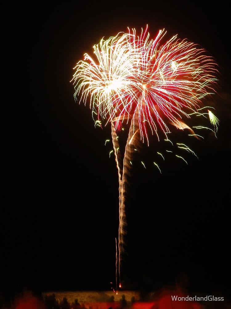 celebrate! by WonderlandGlass