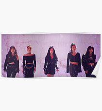 Red Velvet: Bad Boy Poster