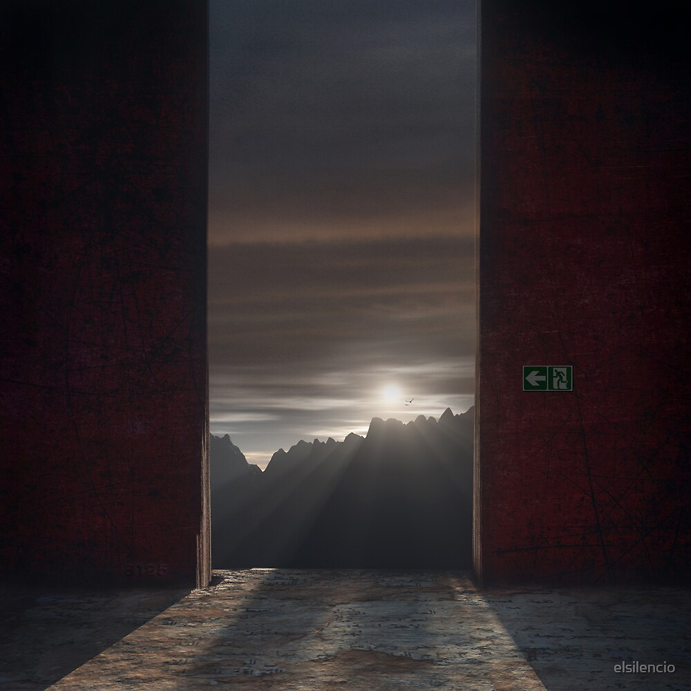 Way Out by elsilencio