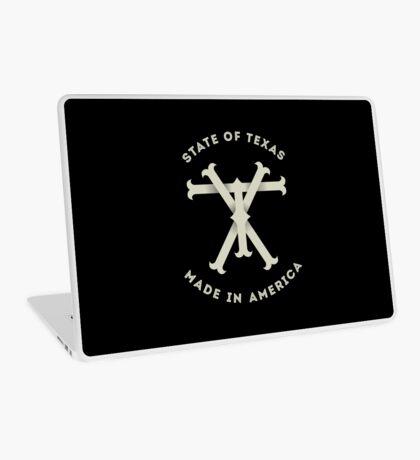 TX Texas Monogram Laptop Skin