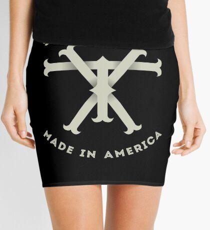 TX Texas Monogram Mini Skirt