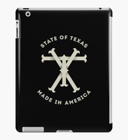 TX Texas Monogram iPad Case/Skin