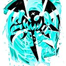 Kronos Teal by angeldramos