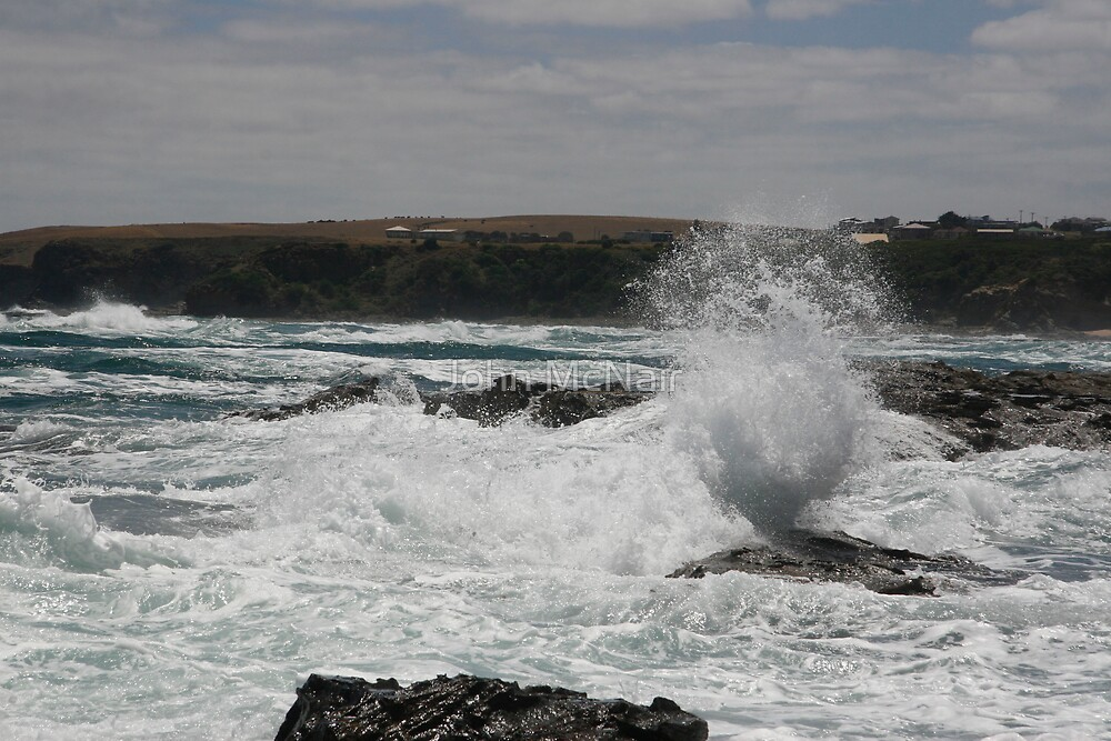 Holiday by the Sea by John McNair