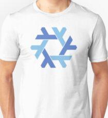 NixOS logo Unisex T-Shirt