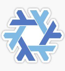 NixOS logo Sticker