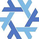 NixOS logo by mogorman