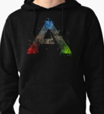 Ark Survival Evolved Splatter  Pullover Hoodie